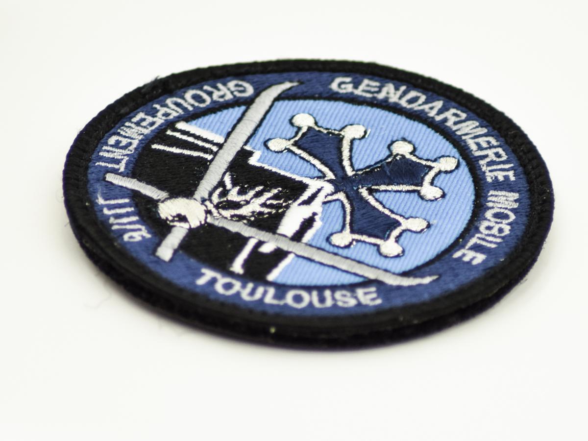 Rondache Gendarmerie Toulouse