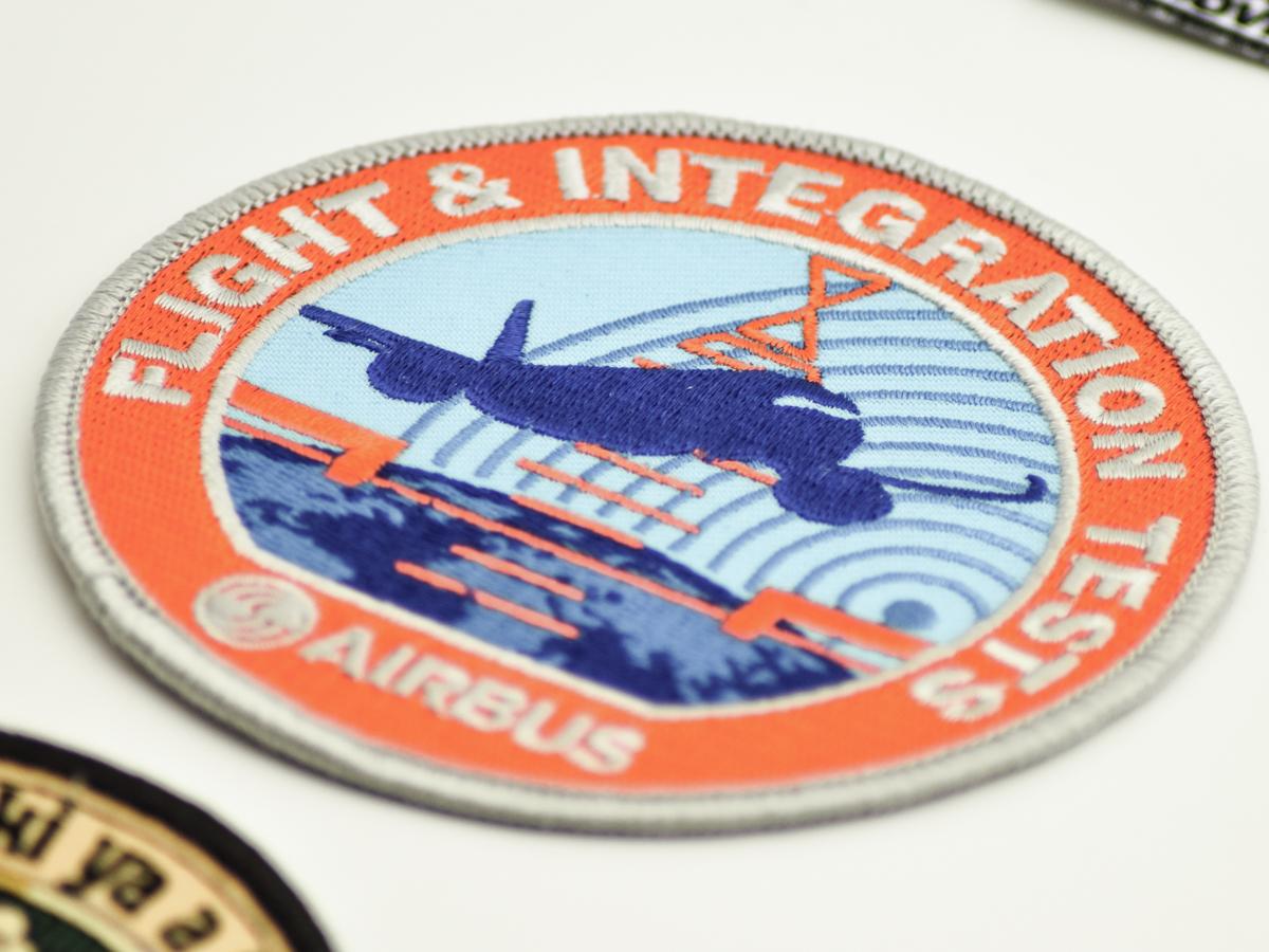 Rondache compagnie d'aviation